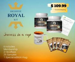 Hi Coffee Royal Kit