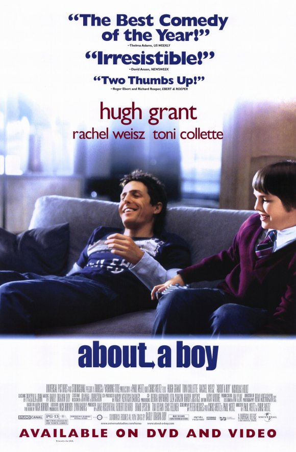 about a boy hugh grant