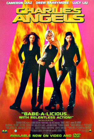 Charlies Angels video poster - Arriva il remake delle Charlie's Angels. Sarà un flop come quello di Ghostbusters?