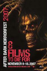 After Dark Horrorfest 2007 movie poster (27x40)