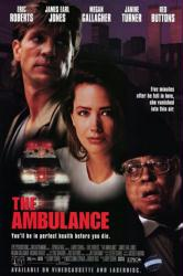 The Ambulance poster [Eric Roberts, James Earl Jones, Janine Turner]
