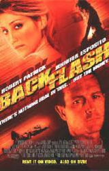 Backflash movie poster [Robert Patrick, Jennifer Esposito] 26x40