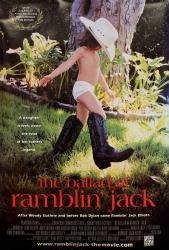 The Ballad of Ramblin' Jack movie poster (27x40)