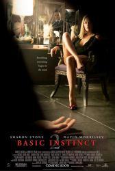 Basic Instinct 2 movie poster [Sharon Stone, David Morrissey] 27x40