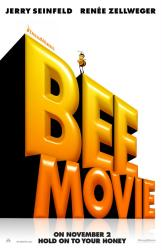 Bee Movie movie poster (2007) original 27x40 advance