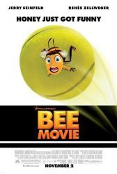 Bee Movie movie poster (2007) original 27x40 one-sheet