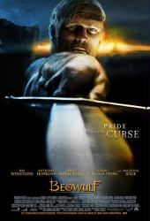 Beowulf movie poster [Ray Winstone]