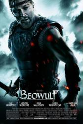 Beowulf movie poster (2007) original 27x40