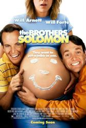 The Brothers Solomon movie poster [Will Arnett & Will Forte] 27x40