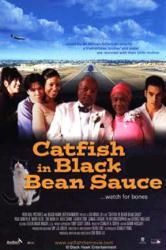 Catfish In Black Bean Sauce poster [Paul Winfield, Sanaa Lathan] VG