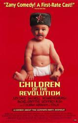 Children of the Revolution movie poster (1996) 26x40 video version