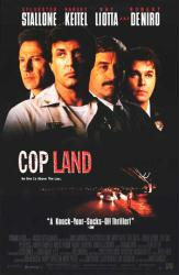 Cop Land movie poster [Sylvester Stallone/Harvey Keitel/Robert DeNiro]
