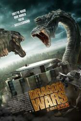 Dragon Wars movie poster [a.k.a. D-War] original 27x40