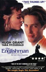 The Englishman Who Went Up A Hill But ... movie poster [Hugh Grant] NM
