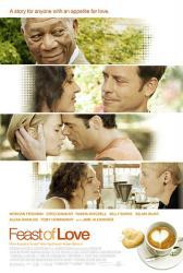 Feast of Love movie poster [Morgan Freeman, Selma Blair, Greg Kinnear]