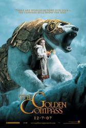 The Golden Compass movie poster [Dakota Blue Richards] 27x40