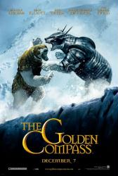 The Golden Compass movie poster (2007) 27x40 Advance