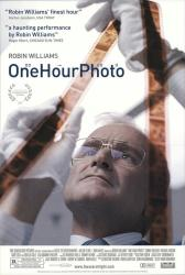 One Hour Photo movie poster [Robin Williams] 27x40