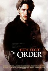The Order movie poster [Heath Ledger] original 27 X 40