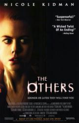 The Others movie poster [Nicole Kidman] 26x40 video version (VG)