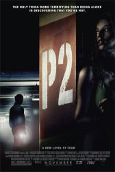P2 movie poster [Rachel Nichols] one-sheet