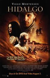 Hidalgo movie poster [Viggo Mortensen, Omar Sharif] 26x40 video poster