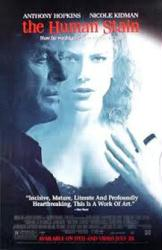 The Human Stain movie poster [Nicole Kidman, Anthony Hopkins] 26x40