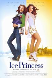 Ice Princess movie poster [Michelle Trachtenberg] 27x40 original