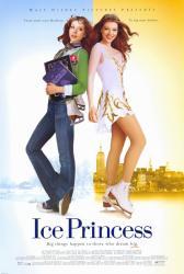 Ice Princess movie poster [Michelle Trachtenberg] 27x40 original