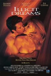 Illicit Dreams movie poster [Andrew Stevens, Shannon Tweed] 27x40