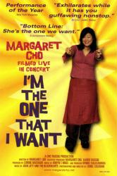 I'm the One That I Want movie poster [Margaret Cho] 27x40 NM