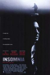 Insomnia movie poster [Al Pacino, Robin Williams] video version