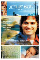 Jesus' Son movie poster [Billy Crudup/Samantha Morton/Holly Hunter] VG