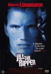 Jill the Ripper movie poster [Dolph Lundgren] 27x40