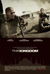 The Kingdom movie poster [Jamie Foxx, Jennifer Garner] 27x40