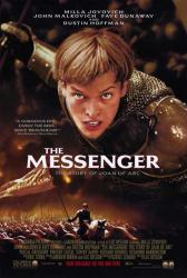 The Messenger Story of Joan of Arc movie poster [Milla Jovovich] 27x40