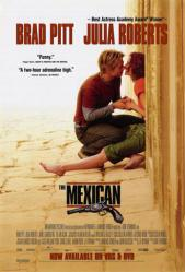 The Mexican movie poster [Julia Roberts & Brad Pitt] video poster