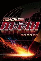 Mission: Impossible III movie poster (Advance Teaser) 27x40