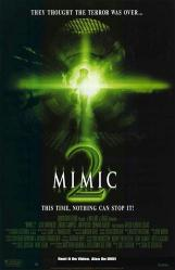 Mimic 2 movie poster (2001) 26x40 video poster