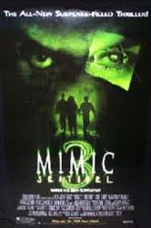 Mimic 3: Sentinel movie poster (video poster) 26x40