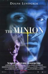 The Minion movie poster [Dolph Lundgren] 26x40 video poster/NM