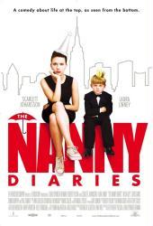 The Nanny Diaries movie poster [Scarlett Johansson] 27x40 original