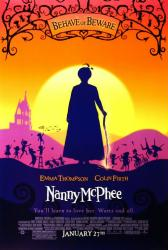 Nanny McPhee movie poster (2005) original 27x40 NM