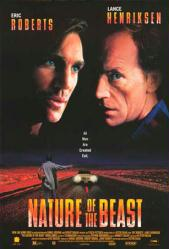 Nature of the Beast movie poster [Eric Roberts/Lance Henriksen] video