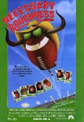 Necessary Roughness movie poster [Scott Bakula] 27x40 video version