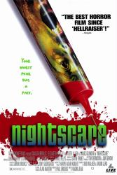Nightscare movie poster (a.k.a. Beyond Bedlam) 27x40