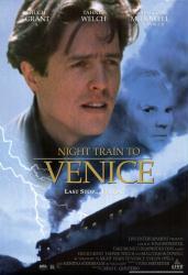Night Train to Venice movie poster [Hugh Grant/Malcolm McDowell] 27x40