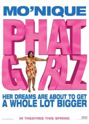 Phat Girlz movie poster [Mo'nique] original 27x40 advance NM