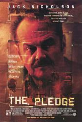 The Pledge movie poster [Jack Nicholson] 27x40 video version