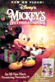 mickey mouse once upon a christmas